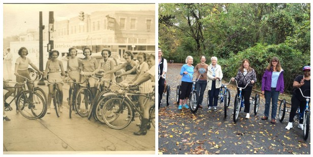 bike gang then and now